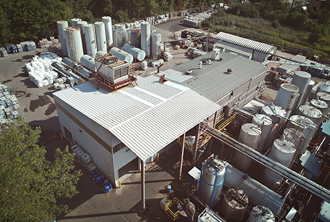 Mancuso Chemicals Facility Niagara Falls